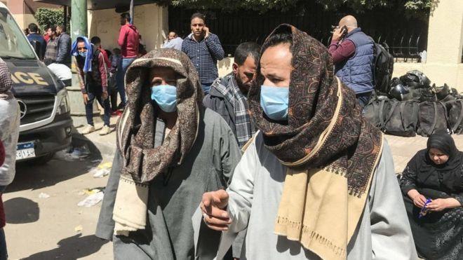 Photo of فيروس كورونا: أول حالة وفاة جراء فيروس كورونا في مصر، والسعودية تعلق الدراسة فى جميع المؤسسات التعليمية