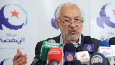 رئيس حركة النهضة ورئيس البرلمان التونسي راشد الغنوشي