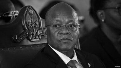 الرئيس التنزاني جون ماغوفولي يتوفى عن 61 عاما
