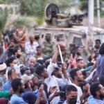 ذكرى فض اعتصام القيادة العامة
